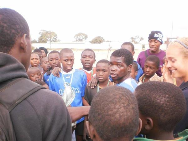 Edusport Zambia