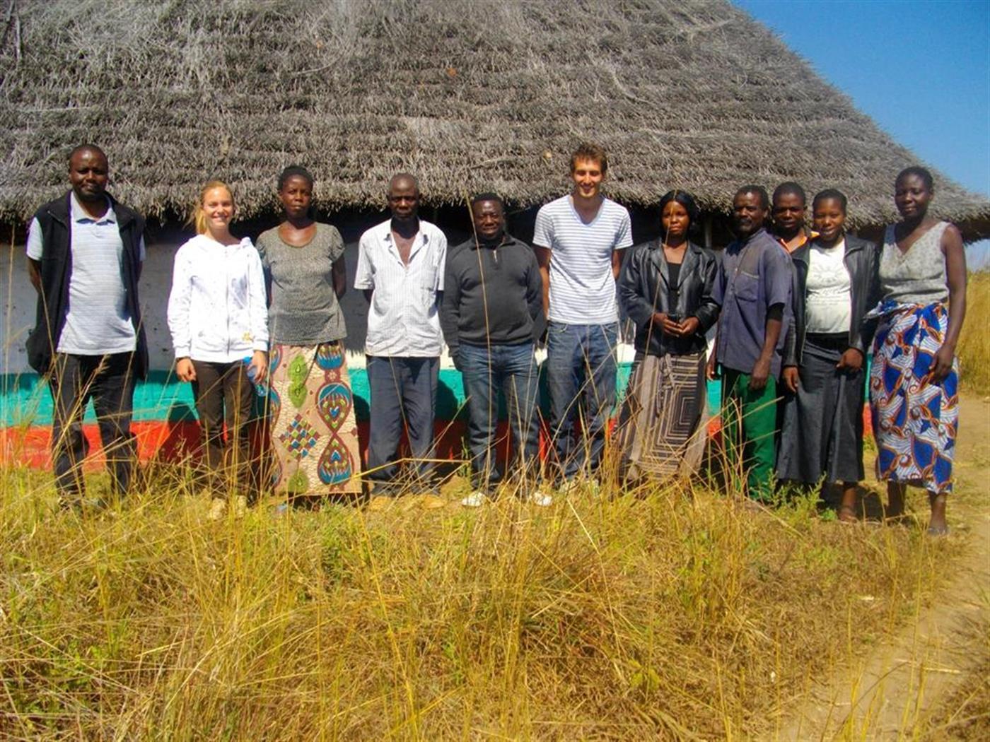 Zambia og Norge sammen for EduSport